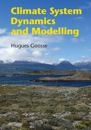 Introduction to climate dynamics and climate modelling - eBook